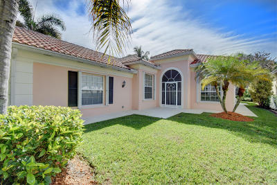 Delray Beach Single Family Home For Sale: 4802 Orchard Lane