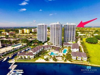 North Palm Beach Condo For Sale: 1 Water Club Way #2001 N