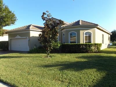 Fort Pierce Single Family Home For Sale: 5908 Spanish River Road