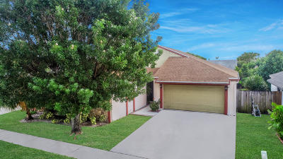 Boca Raton Single Family Home For Sale: 11682 Springflower Place