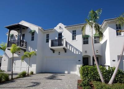 Delray Beach Townhouse For Sale: 1010 Phillips Road #1010