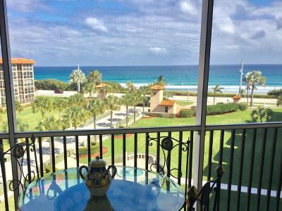 Boca Raton Condo For Sale: 2871 Ocean Boulevard #D518
