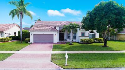 Wellington Single Family Home For Sale: 2372 Seaford Drive #Lot 18
