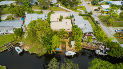 Palm City Single Family Home For Sale: 3028 SW Cedar Trail