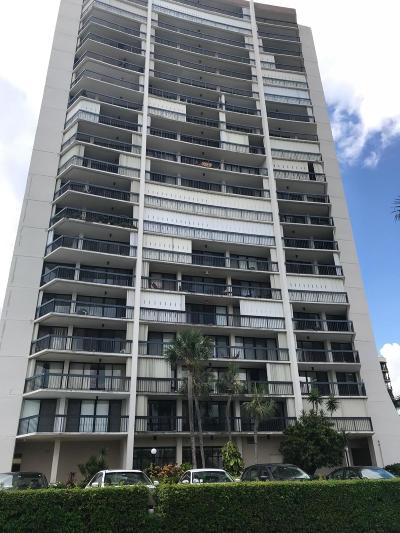 West Palm Beach Rental For Rent: 2425 Presidential Way #1405