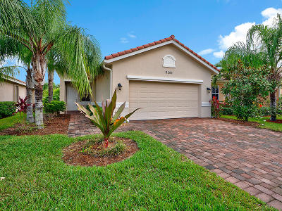 Hobe Sound Single Family Home For Sale: 6293 SE Turn Leaf Trail