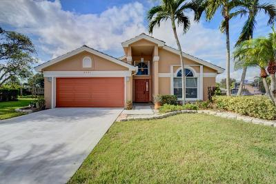 Boynton Beach Rental For Rent: 6021 Citrine Court