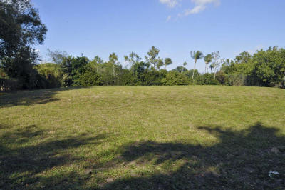Boynton Beach Residential Lots & Land For Sale: 10714 Pine Tree Terrace