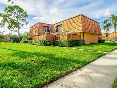 Greenacres Townhouse For Sale: 2422 24th Lane #127d