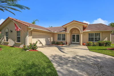 Boca Raton Single Family Home For Sale: 1341 SW 17th Street