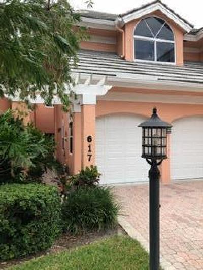 Jupiter Townhouse For Sale: 1000 Us Highway 1 #617