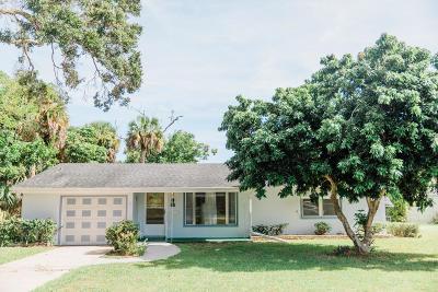 Vero Beach Single Family Home For Sale: 1636 25th Avenue