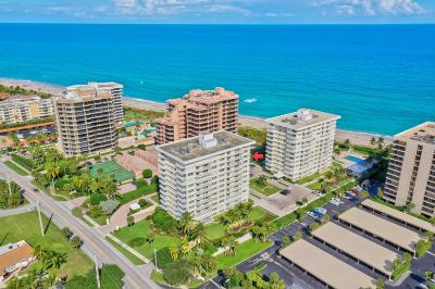 Juno Beach Condo For Sale: 500 Ocean Drive #W-10d