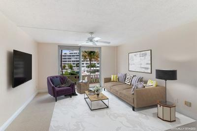 Palm Beach Condo For Sale: 139 Sunrise Avenue #305