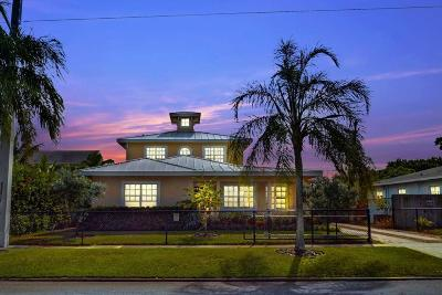 West Palm Beach Single Family Home For Sale: 424 45th Street