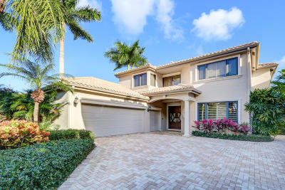 Palm Beach Gardens FL Single Family Home For Sale: $1,689,000