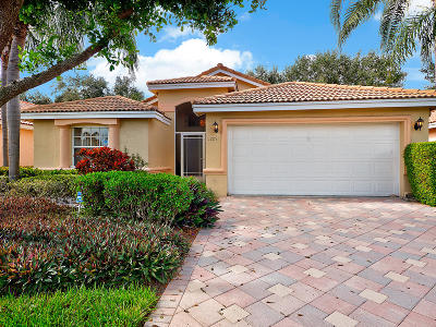 Boynton Beach Single Family Home For Sale: 12091 Lido Lane