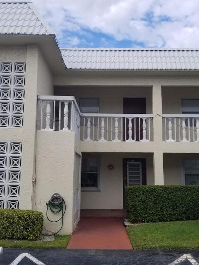 Boca Raton Condo For Sale: 9864 Marina Boulevard #921