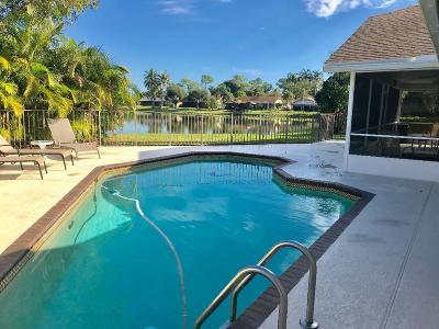 Royal Palm Beach Single Family Home For Sale: 187 Parkwood Drive
