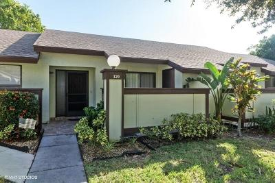 Royal Palm Beach Single Family Home Contingent: 329 Pennington Court