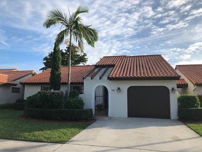 Deerfield Beach Single Family Home For Sale: 10 Columbia Court