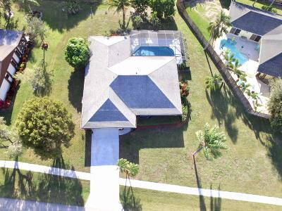 Wellington Single Family Home For Sale: 1285 Pine Valley Drive