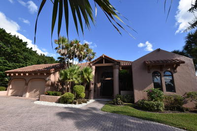 Boynton Beach Single Family Home For Sale: 11260 Westland Circle