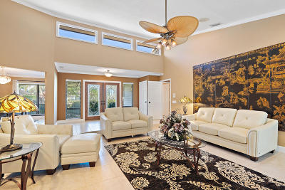 Palm Beach Gardens Single Family Home For Sale: 9 Banchory Court