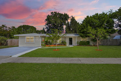 Fort Pierce Single Family Home For Sale: 1306 Wyoming Avenue