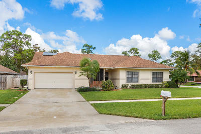 Wellington Single Family Home For Sale: 14201 Flora Lane
