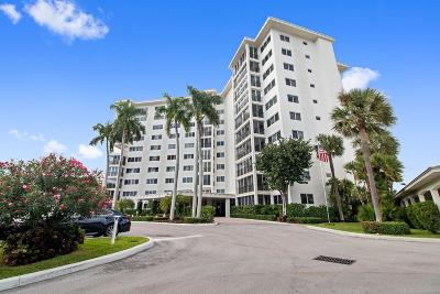 Delray Beach Condo For Sale: 86 Macfarlane Drive #3j