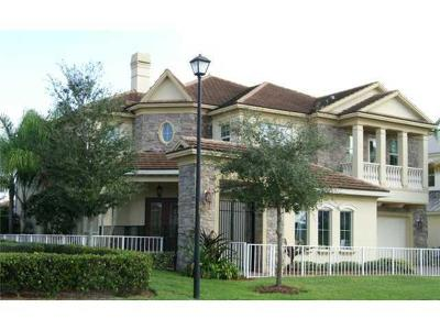 Royal Palm Beach Single Family Home For Sale: 8168 Butler Greenwood Drive