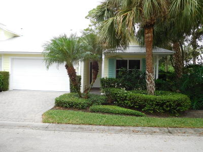 Vero Beach Single Family Home For Sale: 440 Pineapple Square SW