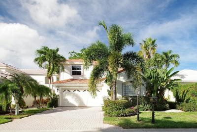 Boca Raton Single Family Home For Sale: 6535 Colomera Dr Drive