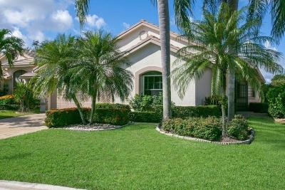 Boynton Beach Single Family Home Contingent: 10441 Lexington Circle S