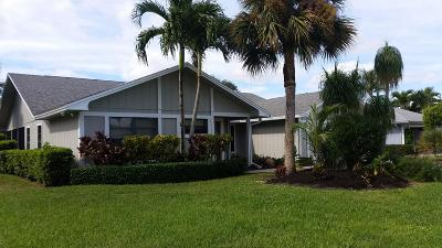 Hobe Sound Single Family Home For Sale: 7896 SE Trenton Avenue