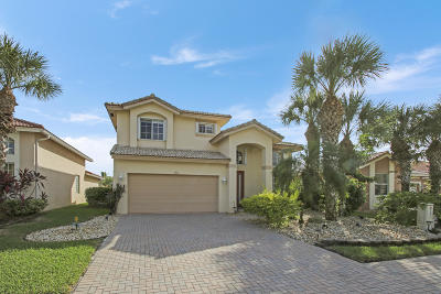 Royal Palm Beach Single Family Home For Sale: 108 Catania Way