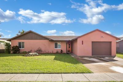 Royal Palm Beach Single Family Home For Sale: 1226 Carousel Way
