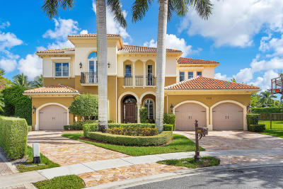 Boca Raton Single Family Home For Sale: 17737 Middlebrook Way