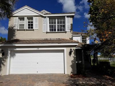 Royal Palm Beach Single Family Home For Sale: 176 Kensington Way