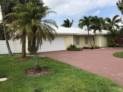 Boca Raton Single Family Home For Sale: 807 Dover Street