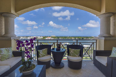 West Palm Beach Condo For Sale: 201 S Narcissus Avenue #1003