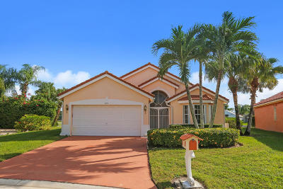 Delray Beach Single Family Home For Sale: 7695 Great Glen Circle