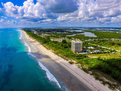 Hutchinson Island Residential Lots & Land For Sale: 4203 Highway A1a