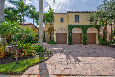 Palm Beach Gardens FL Single Family Home For Sale: $1,749,000