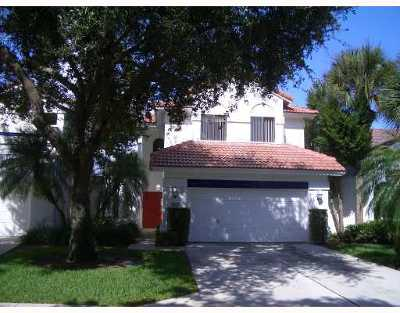 Boca Raton Single Family Home Contingent: 5556 Fox Hollow Drive