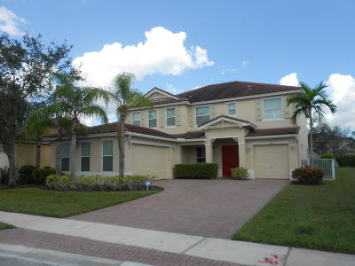 Royal Palm Beach Single Family Home For Sale: 230 Palm Beach Plantation Blvd