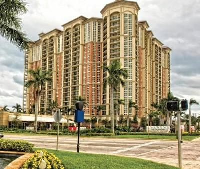 West Palm Beach Condo For Sale: 550 Okeechobee Boulevard #1108
