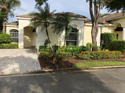 Delray Beach Single Family Home For Sale: 16850 Knightsbridge Lane