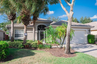 Boynton Beach Single Family Home For Sale: 8222 Duomo Circle